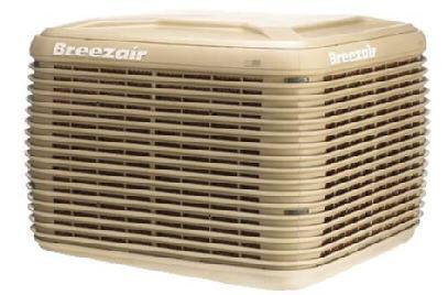 Breezair Evaporative Cooling Exv Ext Amp Icon Series