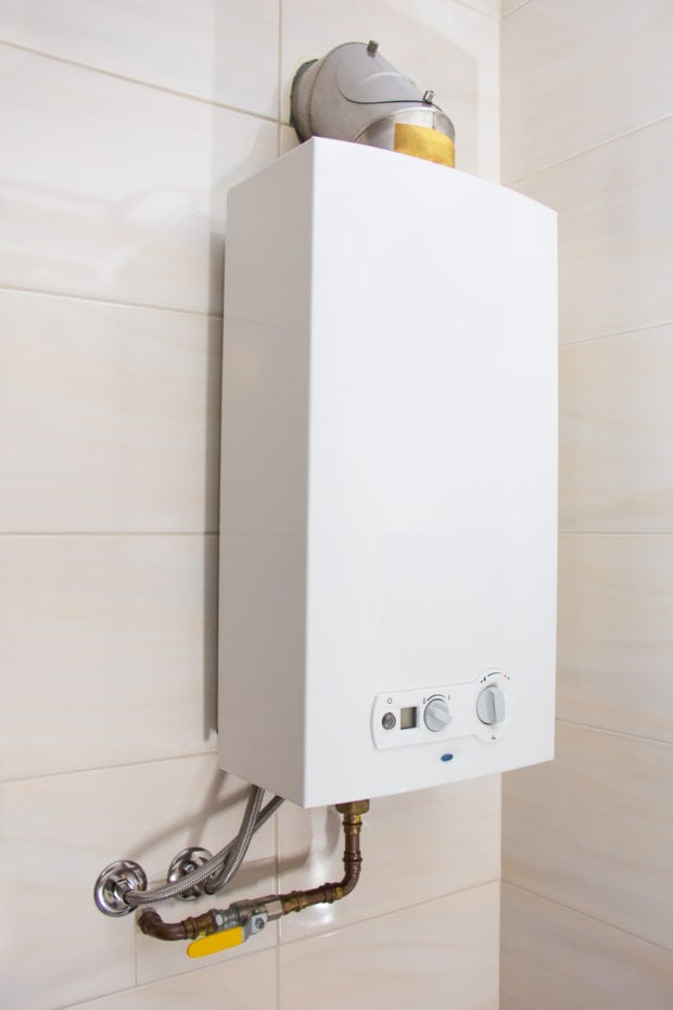 tankless water heater in albuquerque new mexico