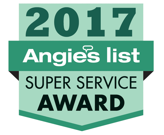 angies list super service award for b carlson plumbing heating air conditioning in albuquerque