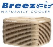 Breezair cooling system