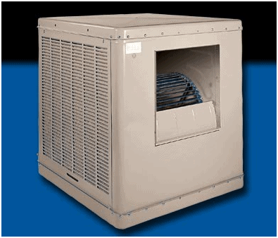 Champion Evaporative Cooling System