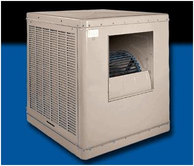 Champion Evaporative Cooling System