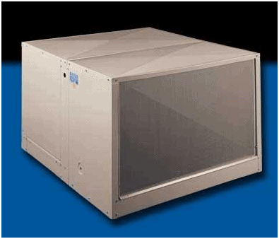 MasterCool evaporative cooling system